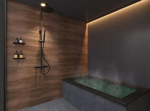 和デザイン浴槽のアステック、KOHLER水栓の日鉄物産マテックスと提携し、天然素材の浴槽とレインシャワー水栓の初コラボ ラグジュアリー浴室を2020年10月26日に発売!
