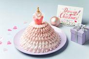「ドレスアップ!ラズベリーショートケーキ」