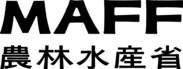 ブレインパッドが研修を受託した農林水産省のロゴ