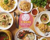 タイ屋台の料理