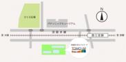 「京阪西三荘スクエア」MAP