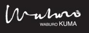 WABURO KUMA ロゴ