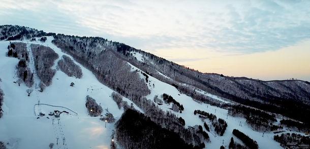 羅漢 スキー 場 山 恐