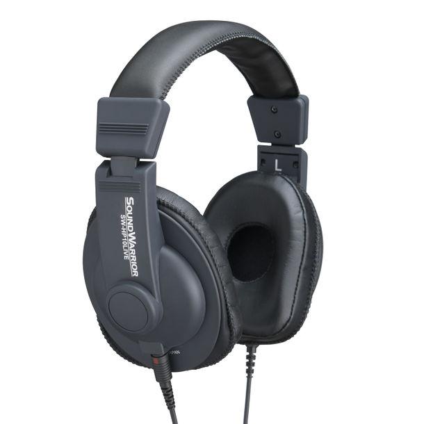 オンラインライブへの没入感を高めるヘッドホン SW-HP10LIVE発売のお知らせ