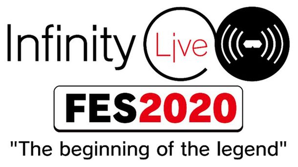 『Infinity Live FES2020』を2020年12月12日(土)・13日(日)に生配信で開催!