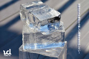 「νd」光学ガラスの廃材から新しい価値を生み出したい!