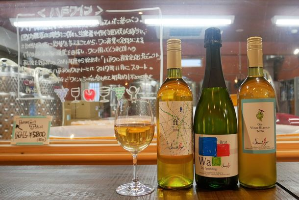 4年目となる『八戸ワイン』が2021年1月22日に発売!個性派ぞろいのワインが集結