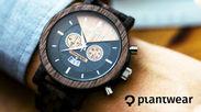 Plantwear 木製腕時計