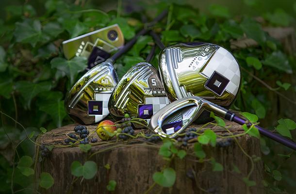 レディゴルファーのための「ONOFF LADY」をフルリニューアル 軽くなって、もっと飛ばせる 新「ONOFF LADY」を3月6日より発売