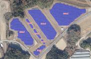 事業用太陽光発電設備(償却資産)の判読