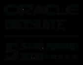 Oracle NetSuiteの5スターパートナーShearwater