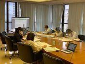 最終講評会及び改修基本案選定会は、コロナ対策としてオンラインにて開催された。
