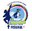 ホノルルハーフマラソン・ハパルア2021 バーチャル・フェスティバル ロゴ