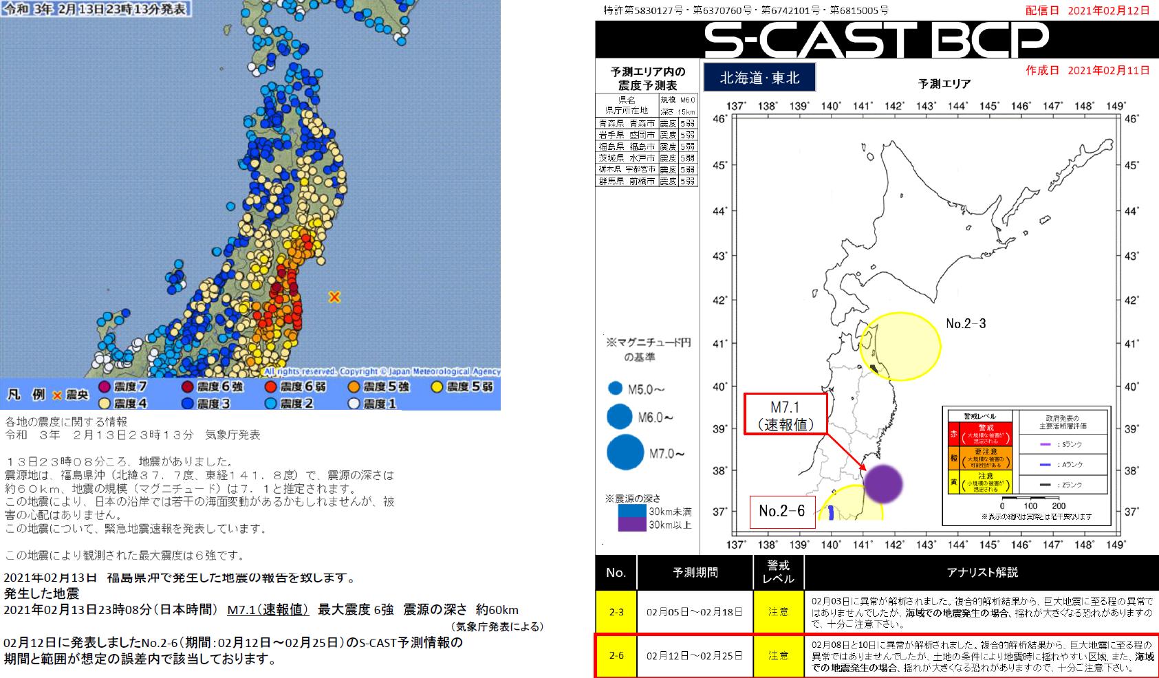 予測 地震