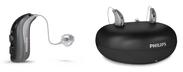 フィリップス ヒアリンク 充電式補聴器と充電器