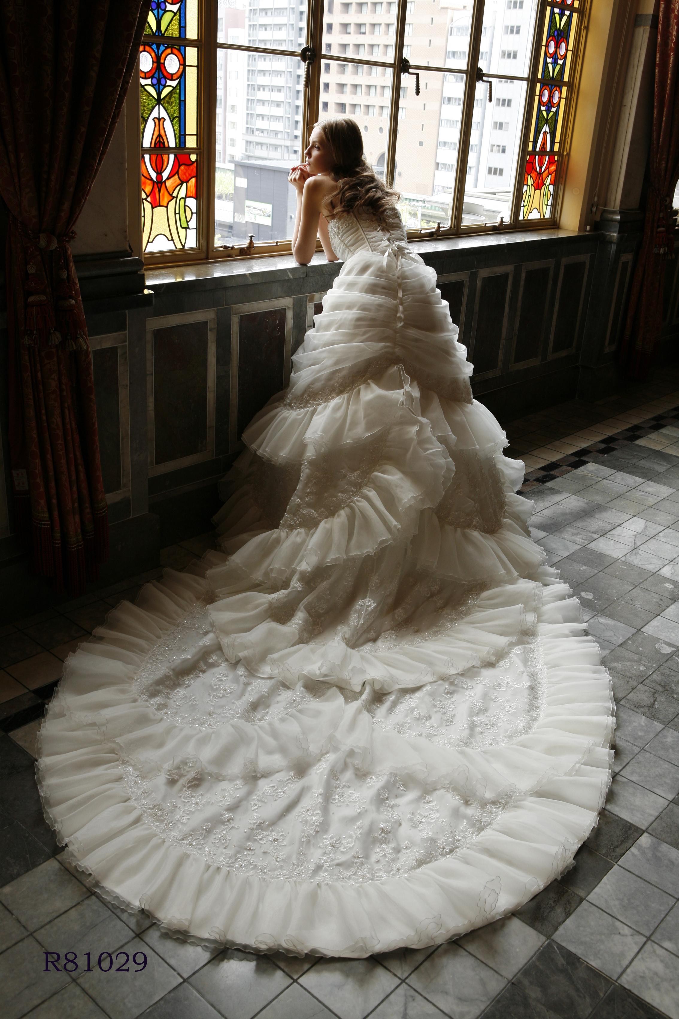 ウェディングドレス(レンタル) イメージ 1