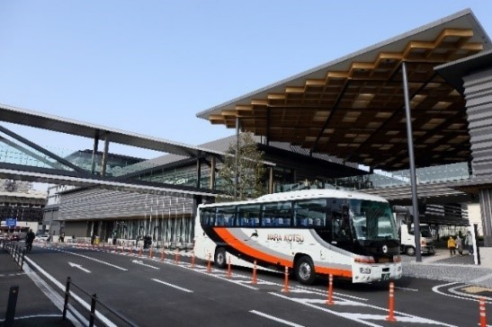 【奈良交通】エアポートリムジンバス大阪空港線の運行について 画像
