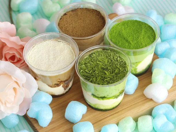 茶農家発!期間限定ホワイトデースイーツ「抹茶チョコティラミス食べ比べセット」のオンライン販売を3月2日より開始