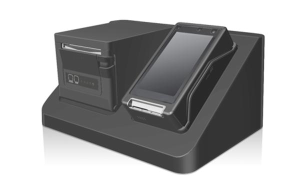無人キャッシュレス決済端末「salo-01」を搭載、シチズン・システムズのレシートプリンターと一体型の決済BOX「CP-B257 Multi-Payment Box」を提供開始