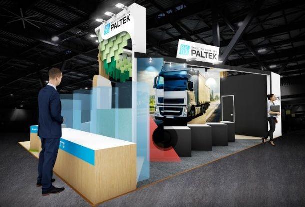 走る車両の状態を見える化し、物流の安全維持とコスト削減をご提案 PALTEK、国際総合物流展2021に出展