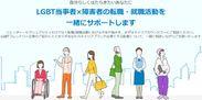 LGBT当事者×障害者のための転職・就職支援サービス TOPページ