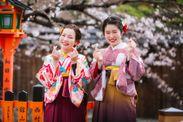 卒業証書を手に友人と思い出作り!京都で「うちらだけの卒業写真」 コロナ禍の卒業生を応援する特別キャンペーン開始!