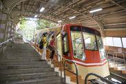 立山ケーブルカー(立山駅)