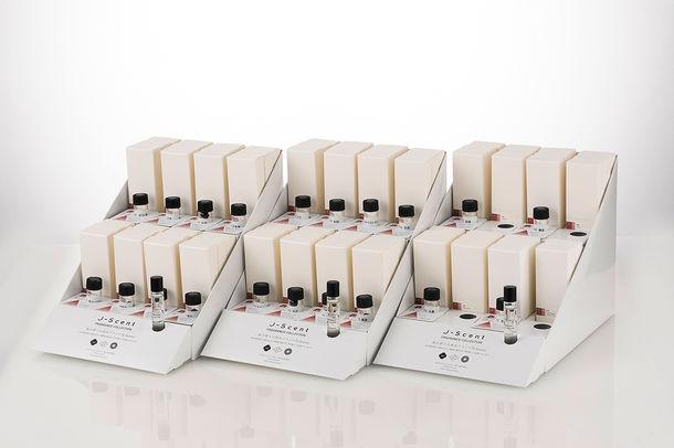 和の香り香水ブランドJ-Scentのパフュームオイル全20種類が、4月23日(金)に蔦屋書店やTSUTAYAでも取扱い開始!