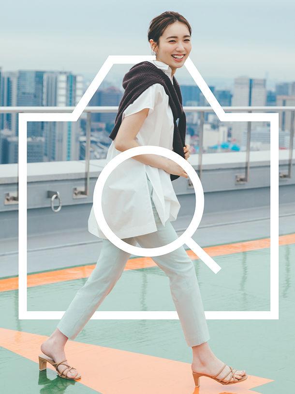 飯豊まりえさんをキャストに迎え、着こなし発見アプリ「StyleHint」がPLST(プラステ)に4月15日(木)、登場!