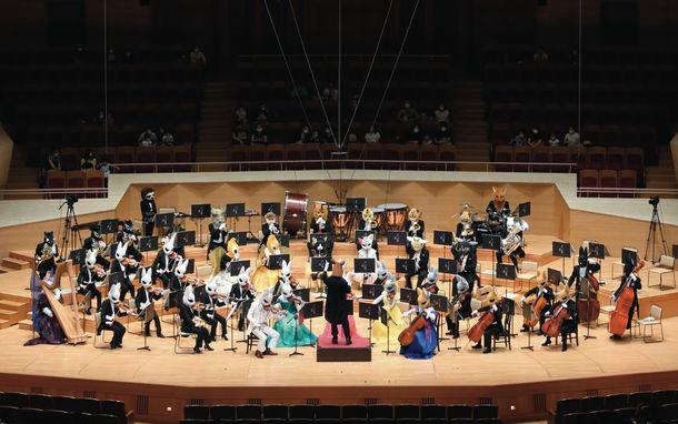 ズーラシアンフィルハーモニー管弦楽団結成10周年 「サマー・ミュージック・フェスティバル」 8月に大阪、東京にて開催