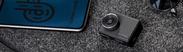 コンパクトなGarmin DASH CAM 47Z フロントカメラ
