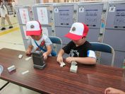 熊谷駅での鉄道員なりきり業務体験 イメージ