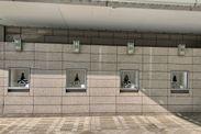 渋谷東急・本店正面ウィンドウに当社商品を展示