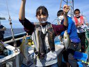 レンタル・レクチャー完備で初めての釣りも安心