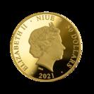 50ドル金貨 表面