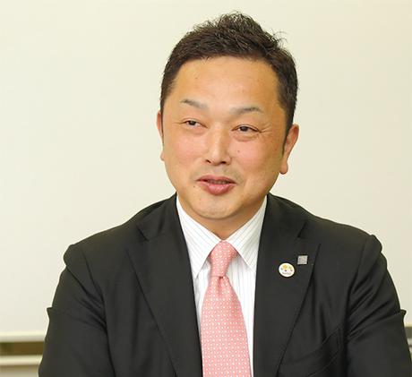 日本KAIGOソフト株式会社 中元 秀昭 社長