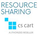 リソース・シェアリング×CS-Cart