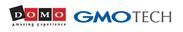 ドーモ/GMO TECH ロゴ