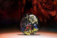 アイアン・メイデン『魔力の刻印』記念コイン 1