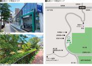 桜坂コーポエリア 周辺マップ