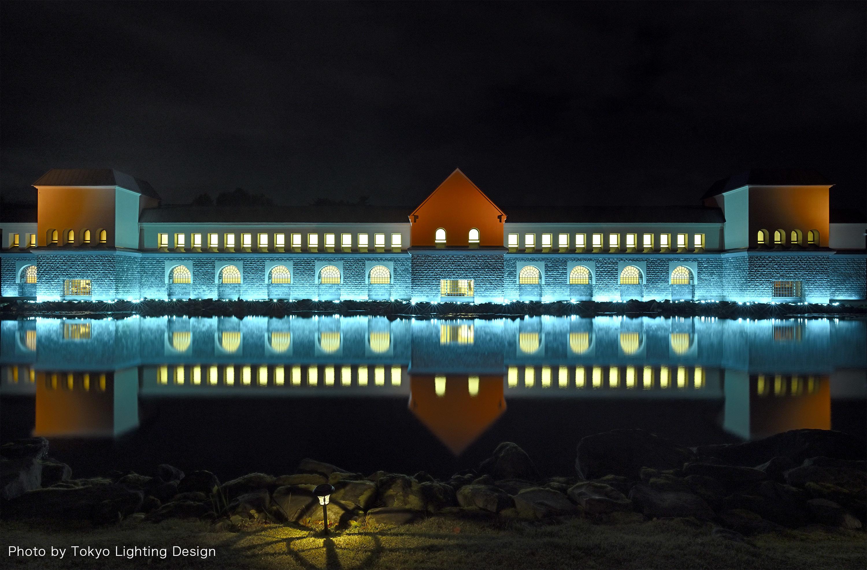ワーケーションリゾートの『夜』の過ごし方。アジア最大級のダリ所蔵美術館にてライトアップ・ナイトミュー... 画像