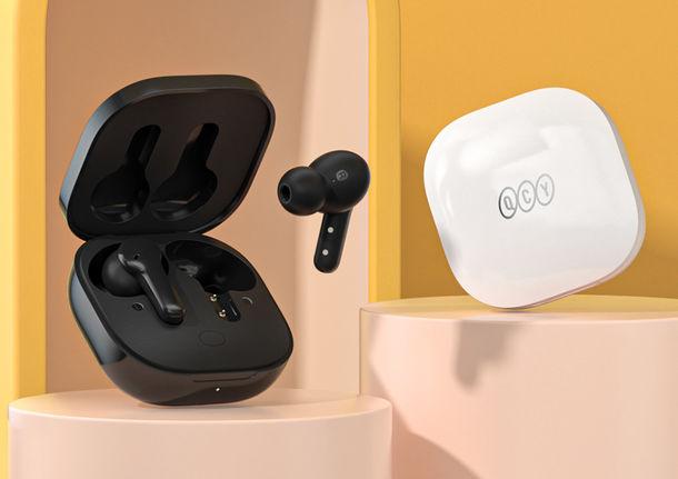 進化し続けるQCY完全ワイヤレスイヤホン Tシリーズの新製品「QCY-T13」を2021年10月8日販売開始!