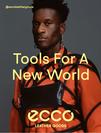 ECCOがレザーグッズを全面リニューアル