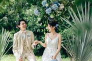 「花とフォト」日比谷花壇_イメージC
