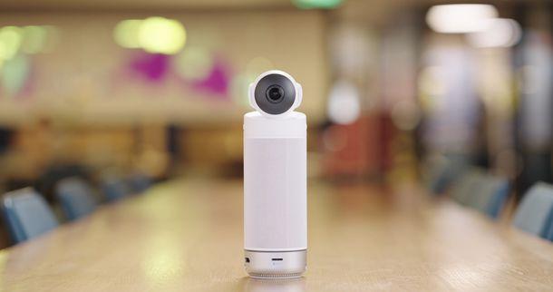 「Kandao Meeting S」発言者を自動的にフォーカスできる次世代型オールインワン WEB会議カメラ AI機能や、会議アプリ搭載 9月17日に日本国内販売スタート