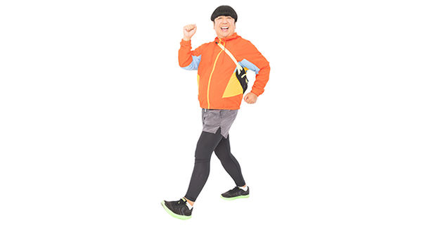 「バナナマン日村が歩く!ウォーキングのひむ太郎」BS朝日で10月5日(火)22時30分スタート!爆笑トークを交えた健康促進番組