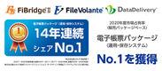 FiBridge(R)シリーズ14年連続シェアNo.1
