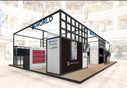 WORLD POP-UP STORE