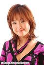 千葉麗子さんのポートレート