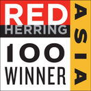 Red Herring Asia 100 Winnder